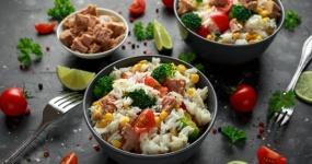 Recepty s rýží